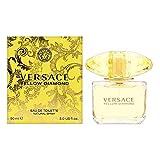 Versace Yellow Diamond femme/woman, Eau de Toilette, Vaporisateur/Spray, 1er Pack (1 x 90 ml)