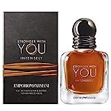 Giorgio Armani Stronger With You Intensely Eau De Parfum Pour Homme 100Ml Vaporizador