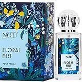 Freesien-Parfüm - Frischer Blumenduft mit Süßen Zitrus- und Vanillenoten - Natürliches Parfum mit Ätherischen Ölen - Natürliches Damen-Parfüm - NOU Blumennebel Parfüm für Frauen - 50 ml EDP